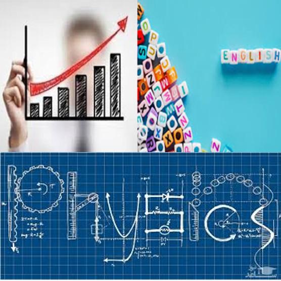 تدریس ریاضی، فیزیک و زبان دبیرستان (غیرحضوری و آنلاین)